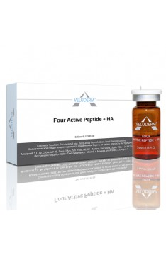 Four Active Peptide + HA
